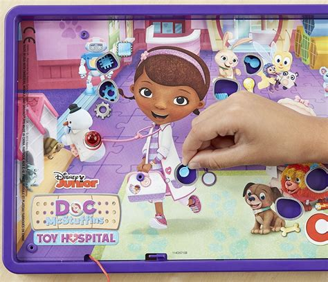 Doc Mcstuffins Operation  A Mighty Girl