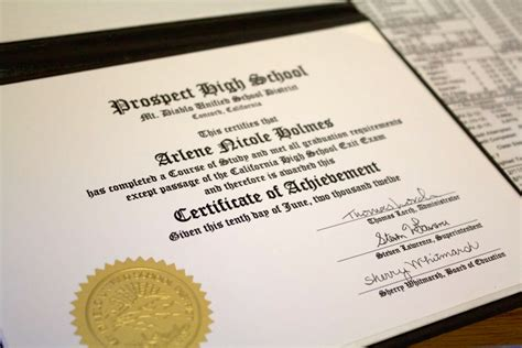 governor signs bill allowing diplomas for students who