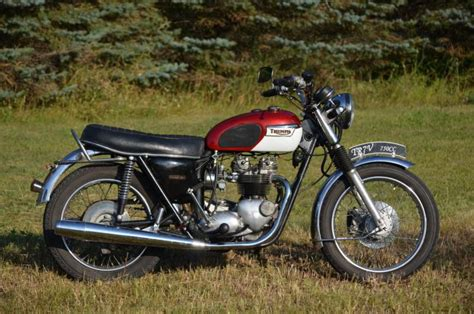 Buy 1976 Triumph Tiger 750 Tr7rv On 2040-motos