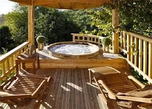 Jacuzzi En Bois : constructeur bain nordique haute savoie savoie gen ve ~ Nature-et-papiers.com Idées de Décoration