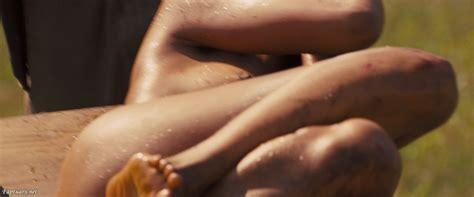 Naked Kerry Washington In Django Unchained