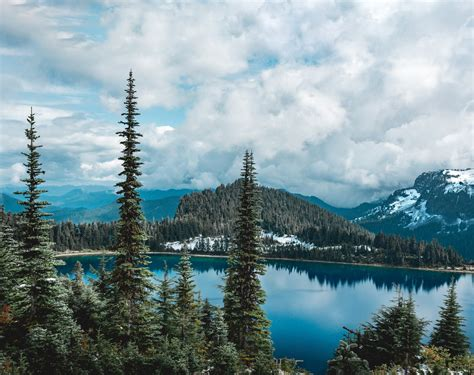 seattle hikes lake forest around hike snow