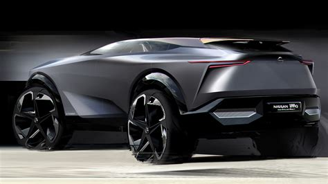 nissan imq concept  impossible