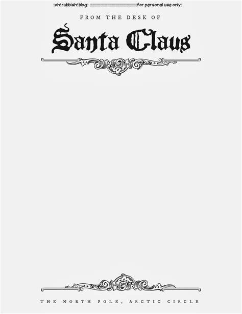 santa letter templates christmas printables  letter