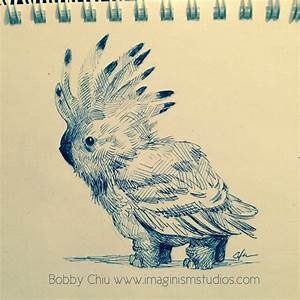 Cute little creature by imaginism on DeviantArt