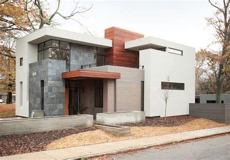 exemple de maison moderne exemples de maisons rt2012 modernes individuelles news immo