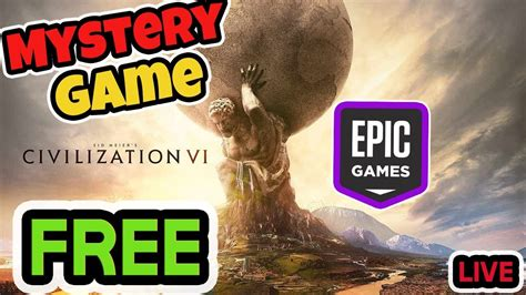 Civilization VI FREE On The Epic Games Store!(Free Game ...
