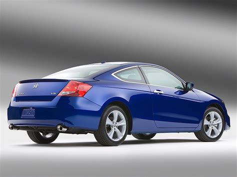 HONDA Accord Coupe US specs & photos - 2008, 2009, 2010 ...