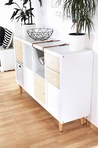Ikea Kallax Flur : g nstiges sideboard f r den flur selber machen obsigen ~ Markanthonyermac.com Haus und Dekorationen