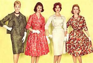 1000+ images about Early 1960s Women's Fashion on ...