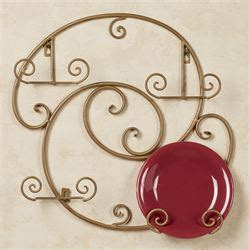 decorative plates  racks touch  class