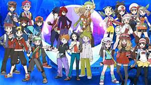 pokemon heroes images