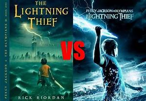 Book vs. Movie: The Lightning Thief | Forever Young Adult
