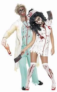 Halloween Paar Kostüme : 71 98 zombiekrankenschwester doktor kost m halloween f r paare paarkost me und g nstige ~ Frokenaadalensverden.com Haus und Dekorationen
