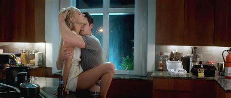Isabel Lucas Wet Nipples In See Through Dress In Sex Scene