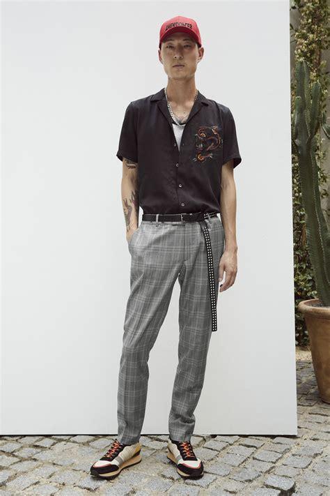kooples spring  mens fashion show  impression