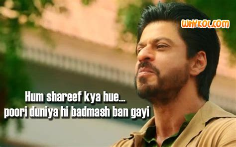 shahrukh khan latest  dialogues dilwale