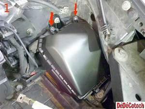 Batterie Renault Clio 3 : remplacement des fusibles du compartiment moteur renault clio iii ~ Gottalentnigeria.com Avis de Voitures
