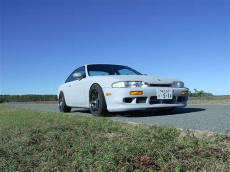 1995 nissan 240sx jdm purchase used 1995 nissan 240sx se sr20det jdm s14 in