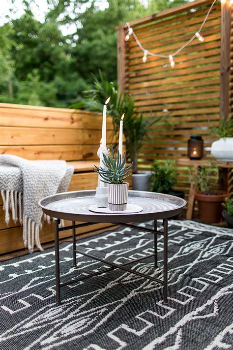 Outdoor Patio Rug