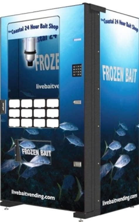 fastcorp llc pa  bait vending offer  coastal