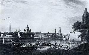 Historische Baustoffe Dresden : 1837 dresden vom neustadter ufer gesehen mit baierwall stich nach o wagner von ch g hammer ~ Markanthonyermac.com Haus und Dekorationen