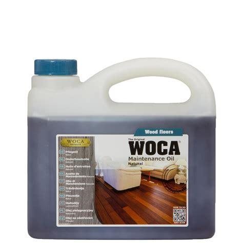 WOCA Maintenance Oil Natural, 2.5 LiterWoca Maintenance Oil
