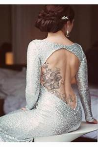 pin by leanne northcutt on wedding dresses attire looks With tattoos and wedding dresses