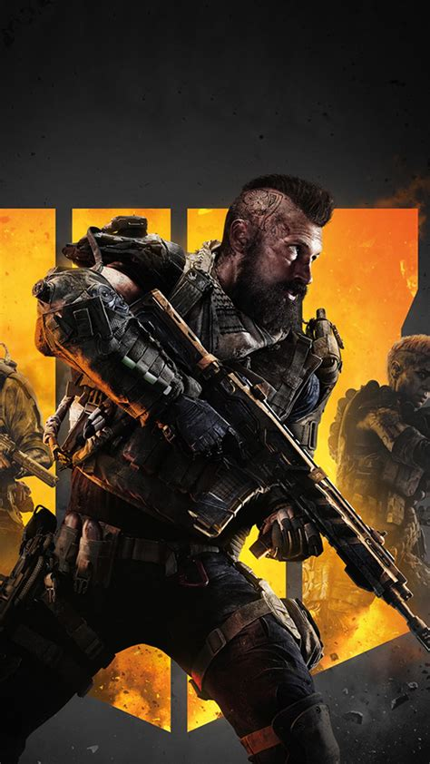 See the best black ops 2 logo wallpapers hd collection. Call of Duty Black OPS 4 4K Ultra HD Mobile Wallpaper