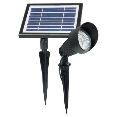 spot solaire puissant fonte d aluminium verre spots solaires objetsolaire