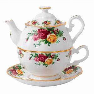 Tea For One Set : royal albert old country roses tea for one royal albert australia ~ Orissabook.com Haus und Dekorationen
