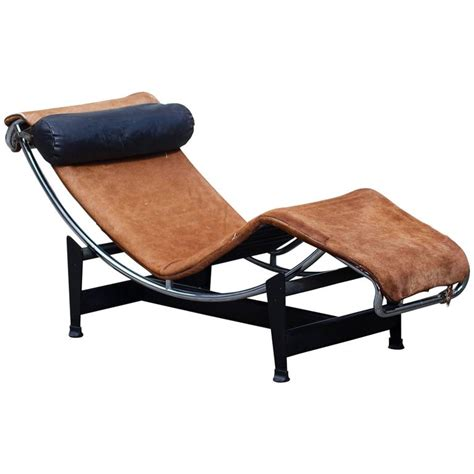 chaise perriand early le corbusier jeanneret perriand lc4 chaise