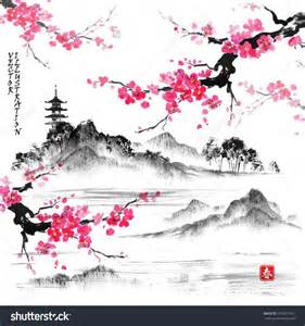 Free Resume Template Word Best 25 Japanese Landscape Ideas On Cherry Blossom And Japanese Gardens