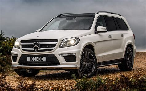 mercedes benz gl  amg uk wallpapers  hd
