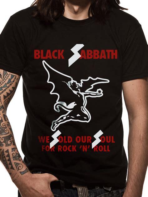 black sabbath sold our soul t shirt tm shop