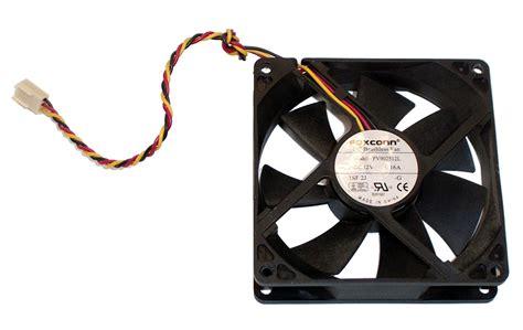 foxconn dc brushless fan pv902512l foxconn pv902512l 12v 0 16a case fan for hp dx2420