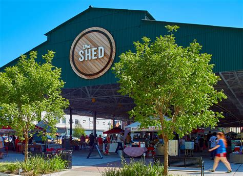the shed dallas farmers market