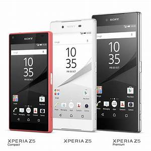 Sony Xperia Z5 Phones Are Official  World U0026 39 S First 4k Smartphone Display Is Here