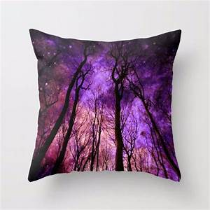 18quotx18quot cotton linen purple sofa cushion cover throw With sofa cushion covers ebay
