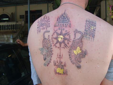 latest thai tattoo