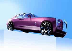 Rolls Royce Phantom VIII Design Render Illustration 01 jpg