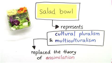 melting pot or salad bowl usa melting pot or salad bowl englisch lernen