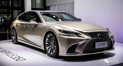 Lexus Ls Picture by V6 Powered Lexus Ls 350 Debuts At China Auto Show Lexus