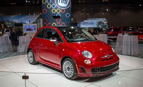 2018 Fiat 500 Gets A Turbo Engine And More Power News