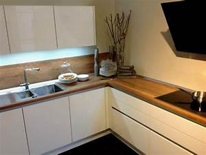 Küche Eiche Weiß : erstaunlich k che wei arbeitsplatte eiche moderne kuechen weisse arbeitsplatten glas ~ Orissabook.com Haus und Dekorationen