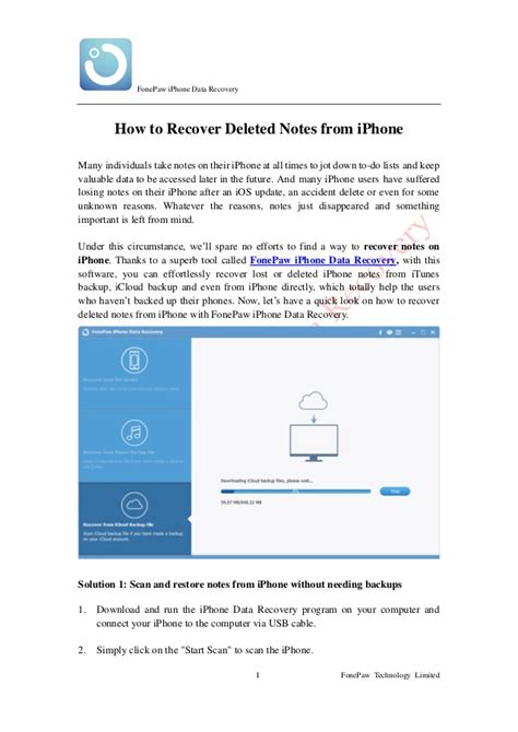 how to retrieve deleted notes on iphone how to recover deleted notes from iphone