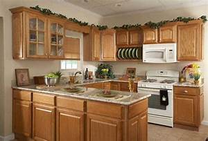oak cabinets and white appliances can anything cheap be With best brand of paint for kitchen cabinets with cheap art for walls
