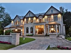 11,000 Square Foot Stone Mansion In Toronto, Canada