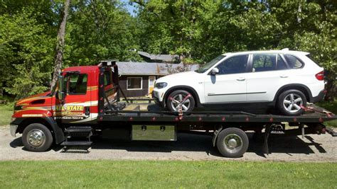 Bmw X5 Tow From Allstate Towing & Recovery Of Decatur Inc