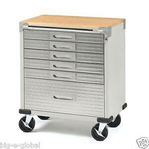 Garage Storage On Wheels by Seville 6 Drawer Garage Rolling Storage Cabinet Tool Box
